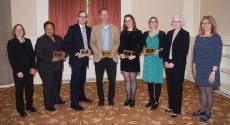 Diversity Award winners