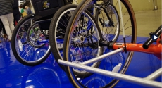 wheelchair wheels