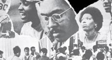 Historic photos of black students at Pitt