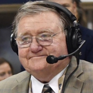 Bill Hillgrove with headset