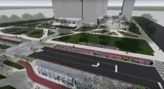 Bigelow Boulevard rendering
