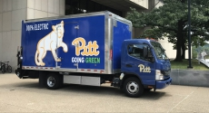 Pitt electric box truck