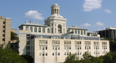 Hamerschlag and Roberts Engineering halls at CMU