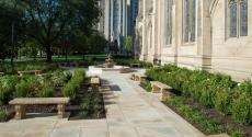 Heinz Memorial Chapel Garden