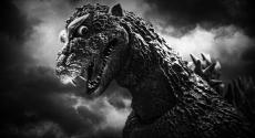 Image of early Godzilla