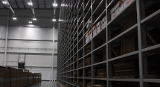 ULS storage facility in Regent Square