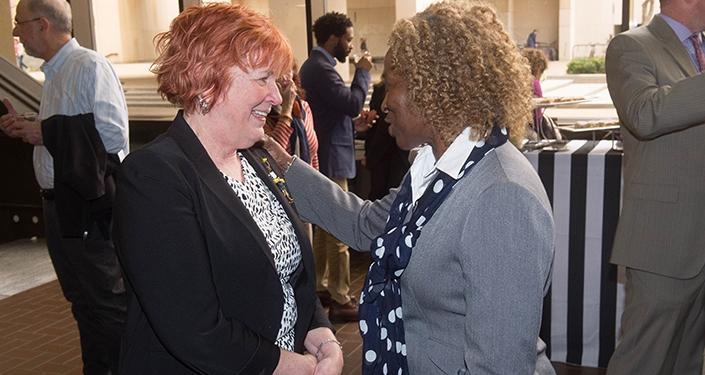 Patricia E. Beeson and Valire Copeland