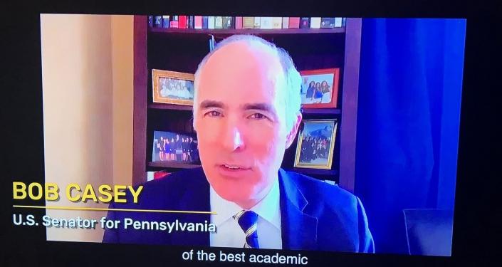 Pennsylvania Sen. Bob Casey