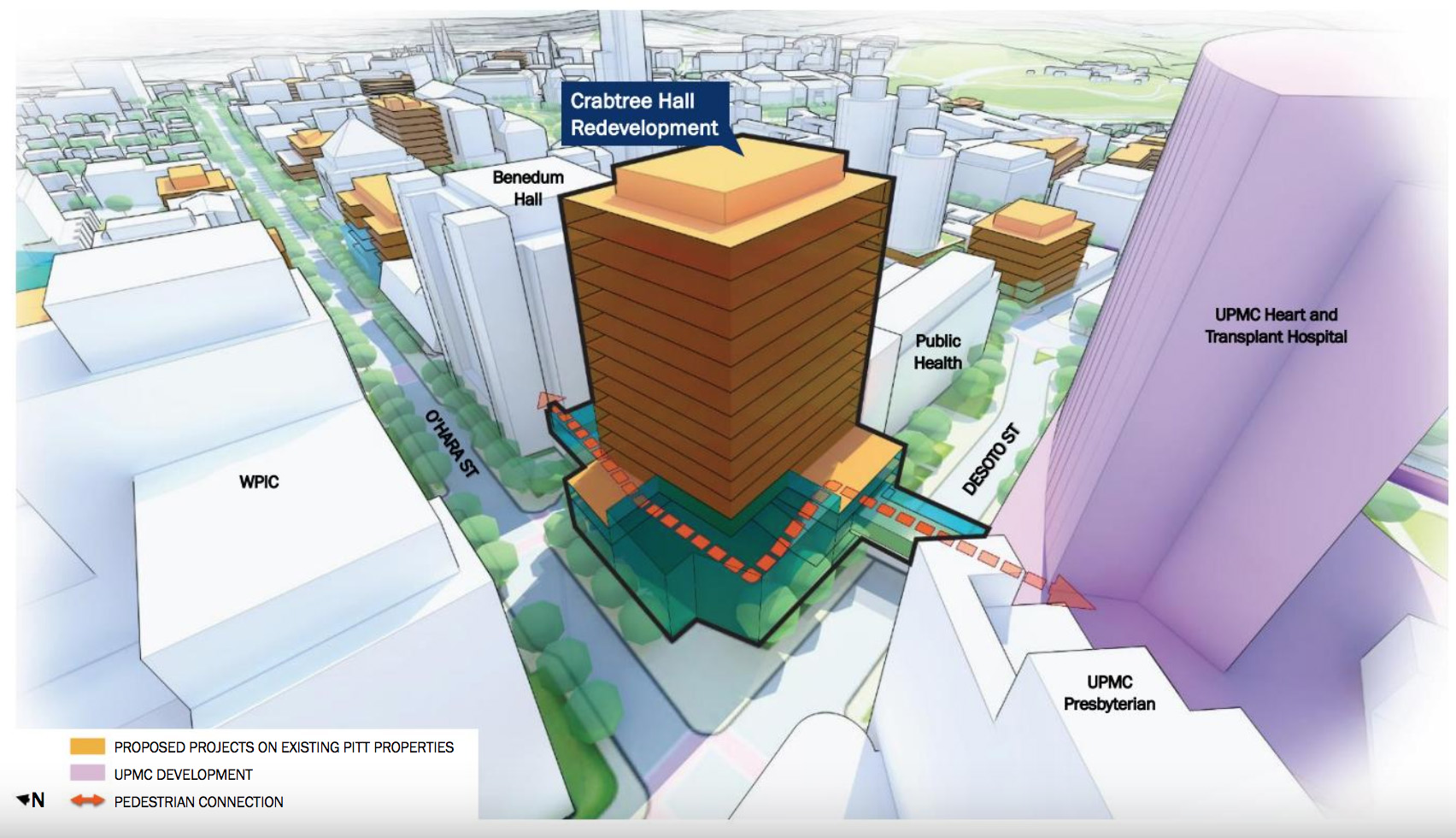 Ambitious master plan for Oakland campus about more than just