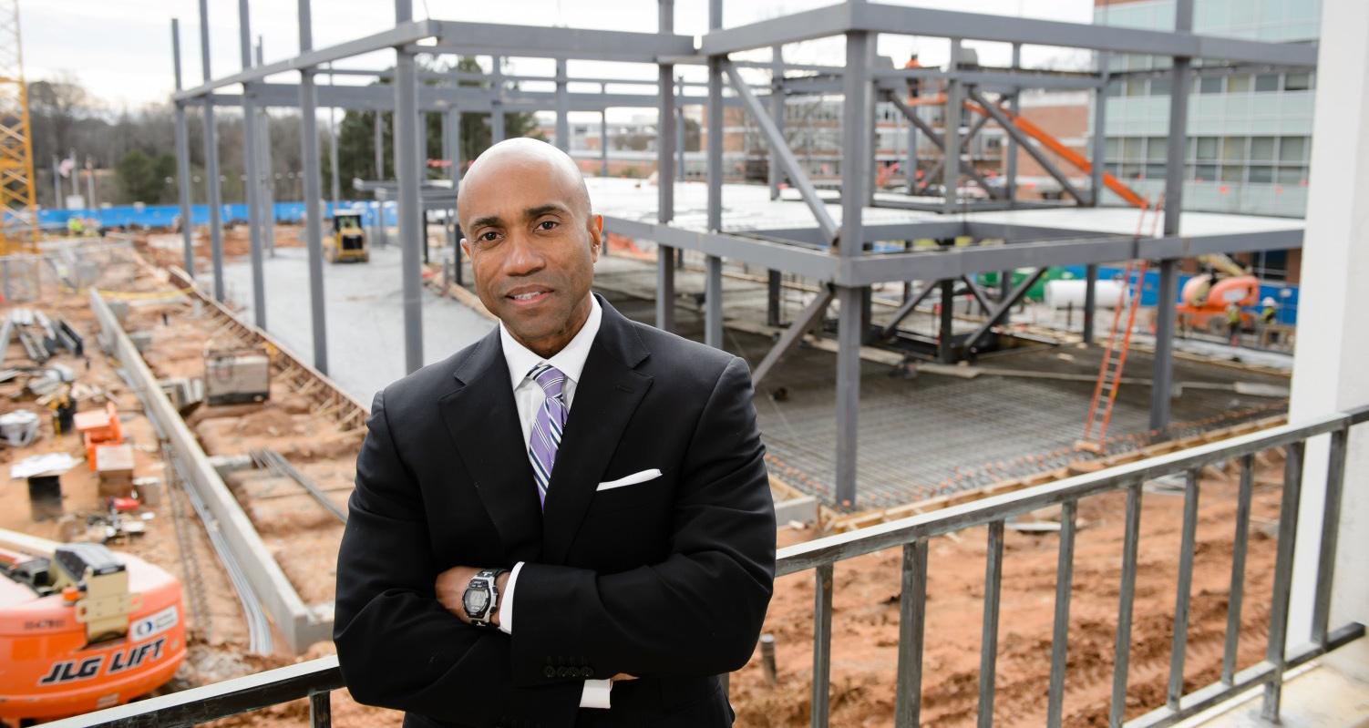 New Pitt Engineering dean focuses on building bridges