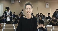Renee Clark in classroom