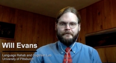 Will Evans on video