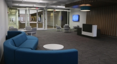 Lounge space in School of Education