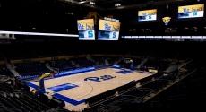 Petersen Events Center basketball court
