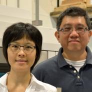 Xiayun (Sharon) Zhao and Albert To
