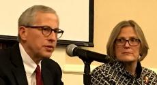 Jay Apt and Kathleen Sullivan