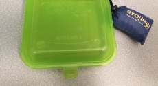 Reusable container and BYO(bag)