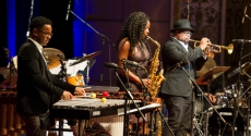 Pitt Jazz Seminar concert in 2017
