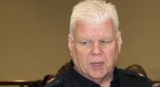 Police chief James Loftus