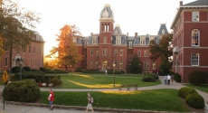 WVU campus