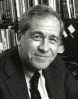 Bernard Fisher in library