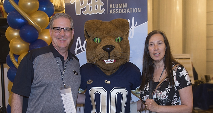 Tom Armstrong, Roc the panther, Janet Gerster