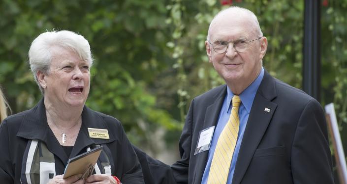 Pat Gibbins and J. Roger Glunt